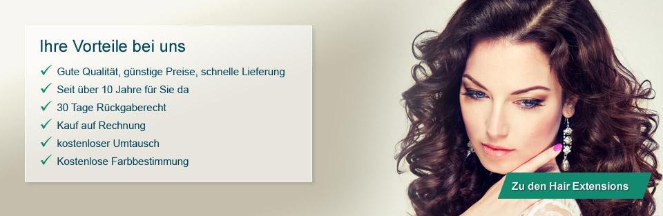 haarverl ngerung mit clip hair extensions aus echthaar. Black Bedroom Furniture Sets. Home Design Ideas
