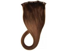 Clip in Extensions für Haarverlängerung mit 6 Clips, 40cm lang