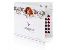 Tamijana Farbkarte Farbbuch