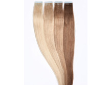 Tape Extensions aus Tempelhaar zur Haarverlängerung