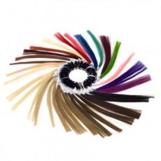 Farbring mit 37 Farben - Auswahl für Ihre Haarverlängerung | Haarverdichtung