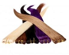 Echthaar Tresse á 25g Länge: 40cm zur Haarverlängerung | Haarverdichtung